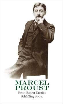 Ernst Robert Curtius: Marcel Proust, Buch