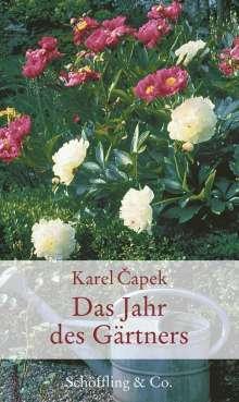 Karel Capek: Das Jahr des Gärtners, Buch