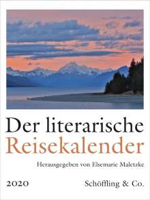 Der literarische Reisekalender 2020, Diverse
