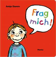 Antje Damm: Frag mich!, Buch