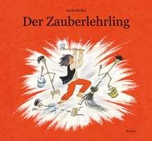 Gerda Muller: Der Zauberlehrling, Buch