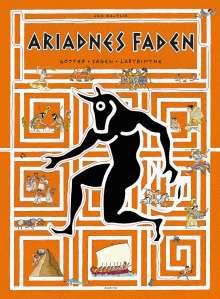 Jan Bajtlik: Ariadnes Faden, Buch