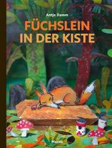 Antje Damm: Füchslein in der Kiste, Buch