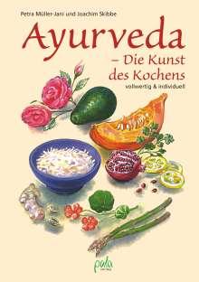 Petra Müller-Jani: Ayurveda - Die Kunst des Kochens, Buch