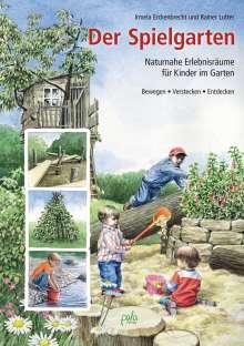 Irmela Erckenbrecht: Der Spielgarten, Buch