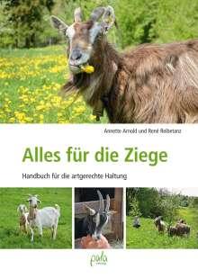 Annette Arnold: Alles für die Ziege, Buch