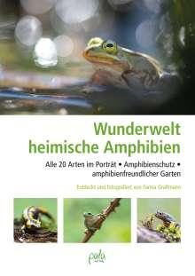 Farina Graßmann: Die Wunderwelt der heimischen Amphibien, Buch