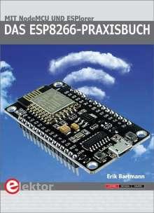 Erik Bartmann: Das ESP8266-Praxisbuch, Buch