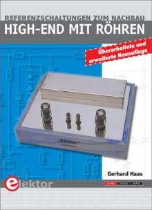 Gerhard Haas: High-End mit Röhren, Buch