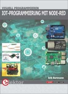 Erik Bartmann: IoT-Programmierung mit Node-RED, Buch
