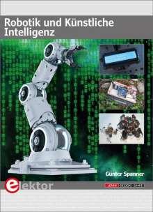 Günter Spanner: Robotik und Künstliche Intelligenz, Buch