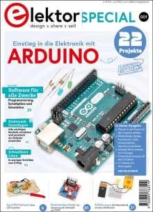 Einstieg in die Elektronik mit Arduino, Buch