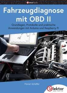 Florian Schäffer: Fahrzeugdiagnose mit OBD II, Buch