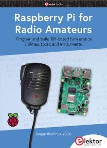 Dogan Ibrahim: Raspberry Pi for Radio Amateurs, Buch