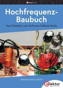 Burkhard Kainka: Hochfrequenz-Baubuch, Buch