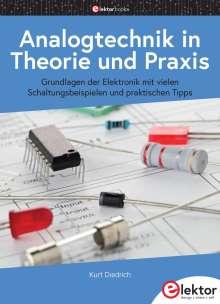 Kurt Diedrich: Analogtechnik in Theorie und Praxis, Buch
