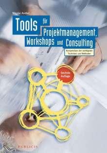 Nicolai Andler: Tools für Projektmanagement, Workshops und Consulting, Buch