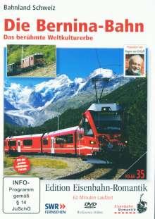 Die Bernina-Bahn - Das berühmte Weltkulturerbe, DVD