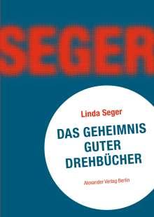 Linda Seger: Das Geheimnis guter Drehbücher, Buch