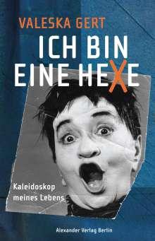 Valeska Gert: Ich bin eine Hexe, Buch