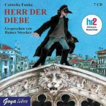 Cornelia Funke: Herr der Diebe, 7 CDs