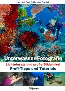 Herbert Frei: Unterwasser-Fotografie, Buch