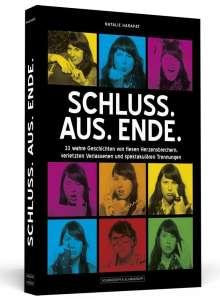 Natalie Harapat: Schluss. Aus. Ende., Buch