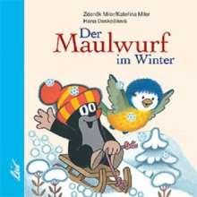 Hana Doskocilová: Der Maulwurf im Winter, Buch
