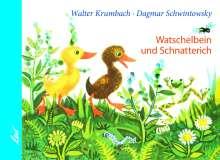 Walter Krumbach: Watschelbein und Schnatterich, Buch
