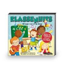 KlassenHits. 4 CDs. 143 Lieder rund um die Schule, CD