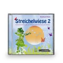 Marion Deister: Streichelwiese 2, CD