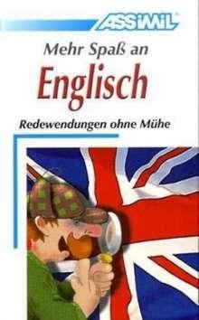 Mehr Spaß an Englisch. Lehrbuch, Buch