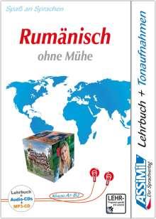 Vincent Ilutiu: ASSiMiL Rumänisch ohne Mühe, Buch