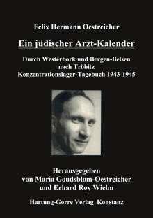 Felix Hermann Oestreicher: Ein jüdischer Arzt-Kalender, Buch