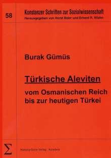 Burak Gümüs: Türkische Aleviten, Buch