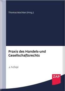 Praxis des Handels- und Gesellschaftsrechts, Buch