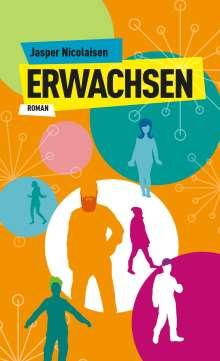 Jasper Nicolaisen: Erwachsen, Buch