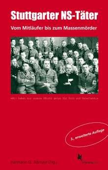 Hermann G. Abmayr: Stuttgarter NS-Täter, 2. Aufl., Buch