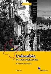 Margarita Borrero: Colombia. Lehrerheft, Buch