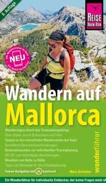 Kirsten Elsner: Wandern auf Mallorca, Buch