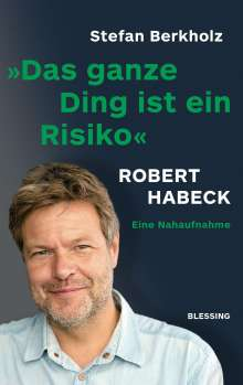 Stefan Berkholz: Das ganze Ding ist ein Risiko, Buch