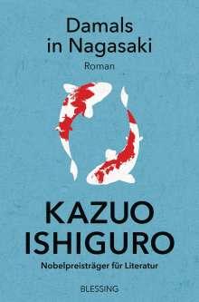Kazuo Ishiguro: Damals in Nagasaki, Buch