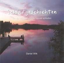 Daniel Wilk: Schlafgeschichten, CD