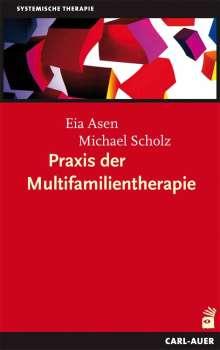 Eia Asen: Praxis der Multifamilientherapie, Buch