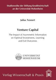 Julius Tennert: Venture Capital, Buch