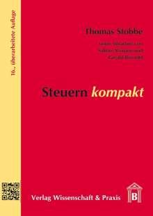 Thomas Stobbe: Steuern kompakt, Buch