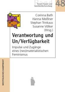 Verantwortung und Un/Verfügbarkeit, Buch