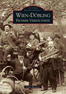 Franz Mazanec: Wien-Döbling, Buch