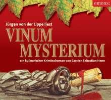 Carsten Sebastian Henn: Vinum Mysterium. 4 CDs, CD