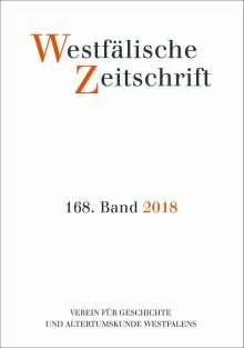 Westfälische Zeitschrift 168, Band 2018, Buch